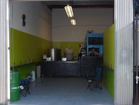 Inside the 2Kids tasting room.