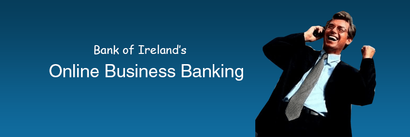 Business banking with Bank of Ireland