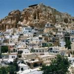 アラム語を話すギリシア正教徒の住む村「マアルーラ」を訪れる【シリア】