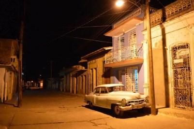 夜のトリニダーの風景 【キューバ Cuba】