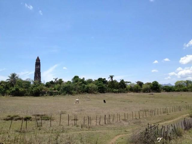 マナカ・イスナガの風景 【キューバ Cuba】