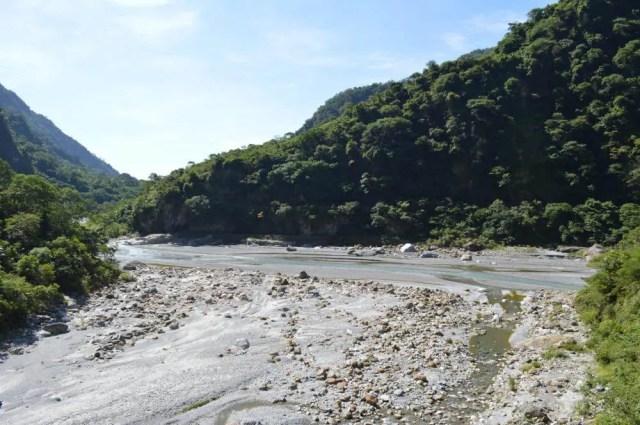 太魯閣峡谷【台湾】