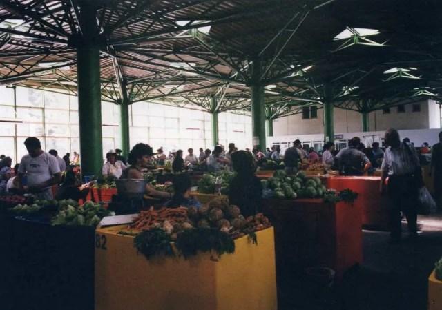ブカレストの市場【ルーマニア】