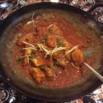 パキスタン料理専門店『マルハバ』で、カラヒとビリヤニを味わう@池袋