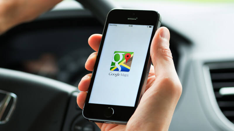 Google Updates Maps App Adding Restaurant Filters   More   Search     Bloom Design   Shutterstock com