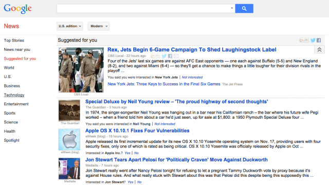 google-news-suggested-for-you