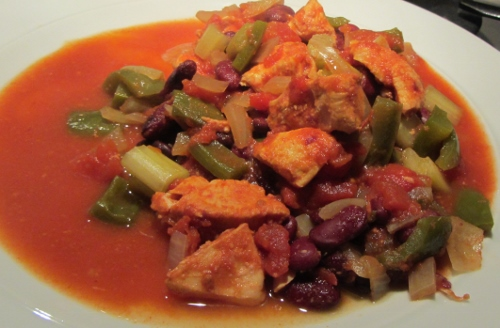 slow cooker chicken chilli (500x328)