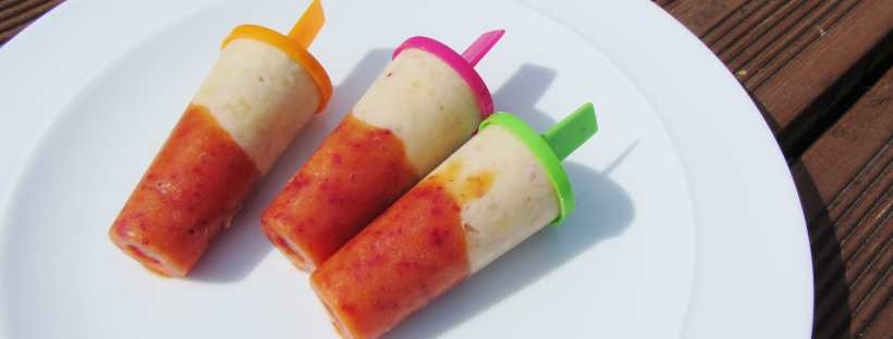 peach and banana lollipops 2