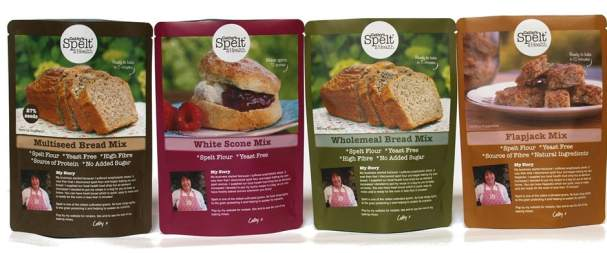 Spelt for Health Giveaway