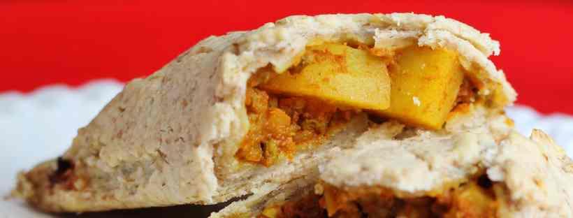 Caribbean Beef Patties for Caribbean Food Week
