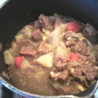 Beef and Cabbage Soup