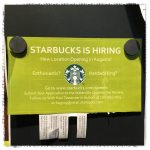 Starbucks is Hiring, and so are we at Seasons of Smiles Dental.