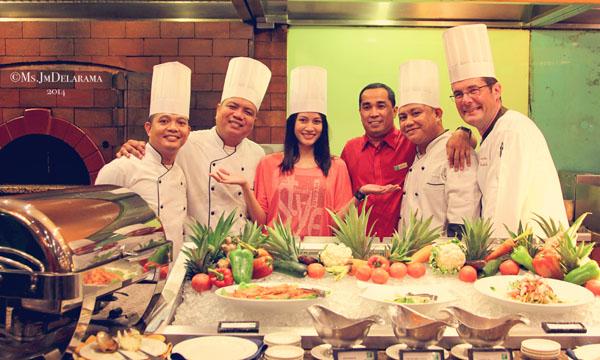 Holiday Inn Executive Chef and staff