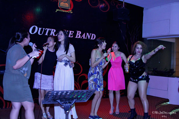 After Party wedding karaoke