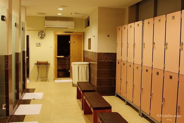 womens locker room treston gym health club bonifacio global city taguig