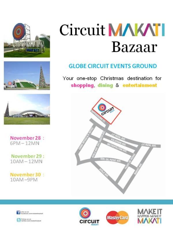 Circuit Makati Bazaar (Generic Poster)