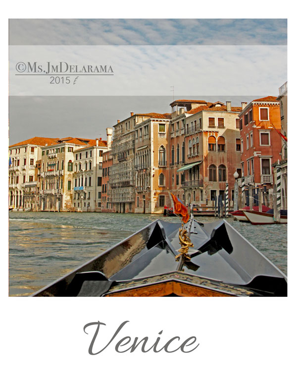 venice grand canal gondola ride travel photography