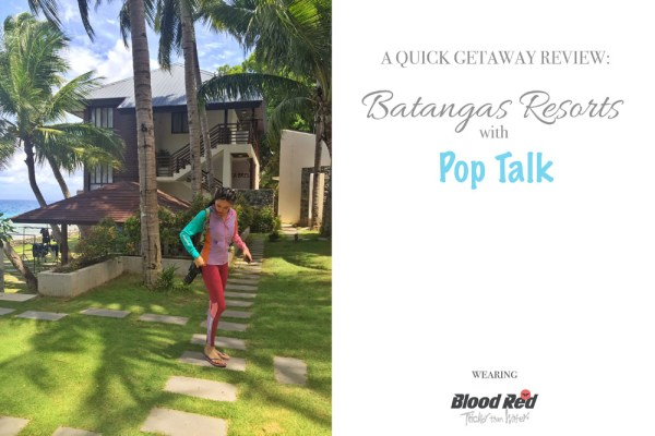 red blood clothing batangas resorts pop talk tv