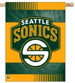 Seattle Super Sonics Fan Gear