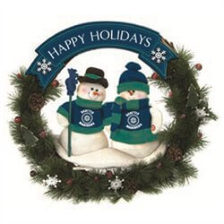 Seattle Mariners Christmas Decorations