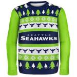 Seattle Seahawks Ugly Sweater
