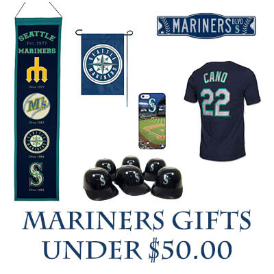Seattle Mariners Gifts Under $50.00