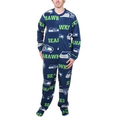 Seattle Seahawks - Mariners PJs