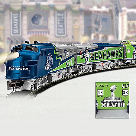 The Bradford Exchange Online Seattle Seahawks / Mariners Fan Gear