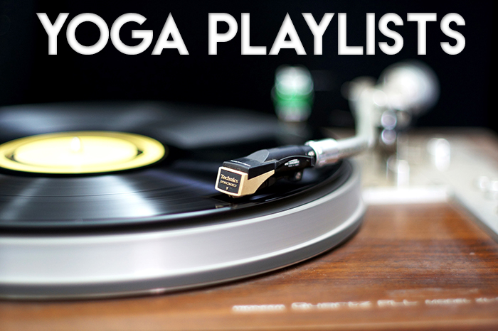 """Yoga Playlists: 60 Minute """"Funking the Chill"""""""