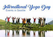 international Yoga Day events Seattle PNW