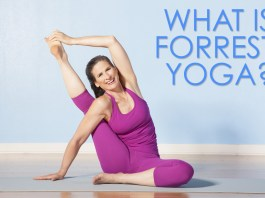 what is forrest yoga ana