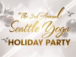 Seattle Yoga Holiday Party 2016
