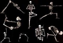 skeletons-yoga-poses-asanas-halloween