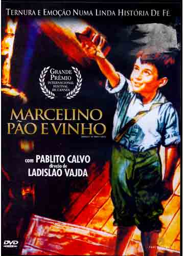 Poster do filme Marcelino Pão e Vinho