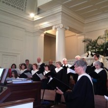 Chancel Choir - Second Presbyterian Church