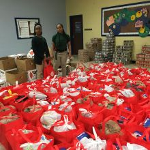 Walter P. Carter Monthly Food Pantry