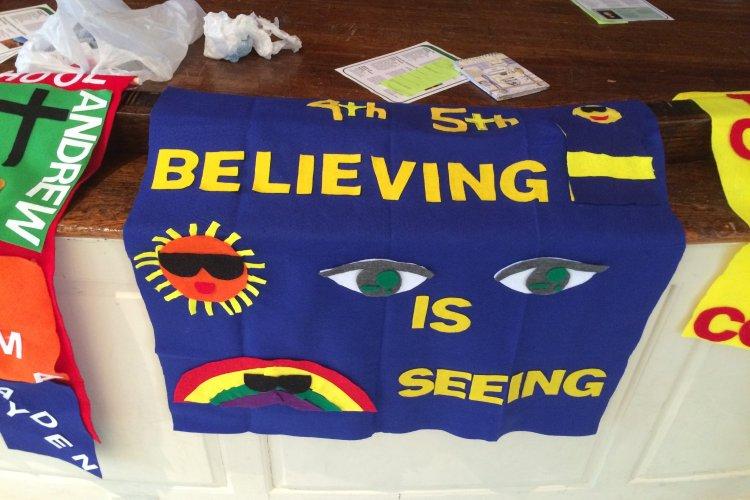4th & 5th grade banner