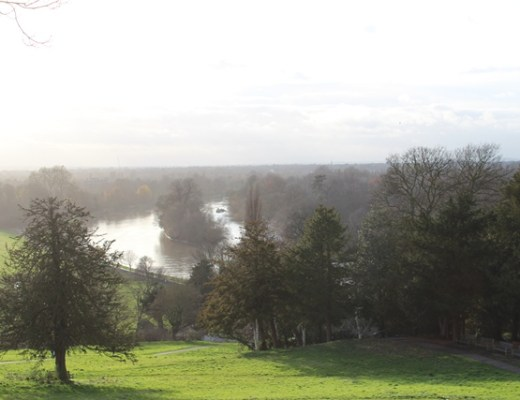 View from the Richmond Hill
