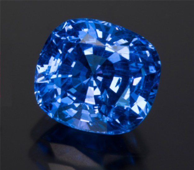 New Chapter: Cobalt Blue Spinel