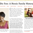 About The Author « Die Free- A Heroic Family History