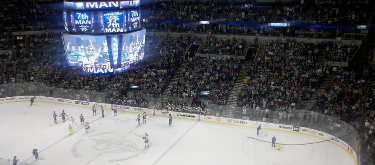 Preds Bruins recap photo