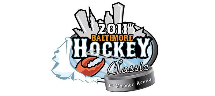 2011 Baltimore Hockey Classic logo
