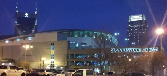 Bridgestone Arena recap