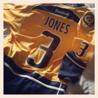 Jones jersey