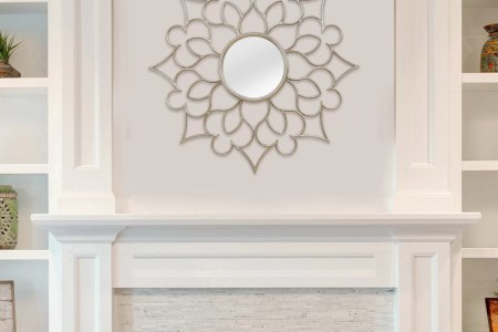 stratton home decor francesca wall mirror