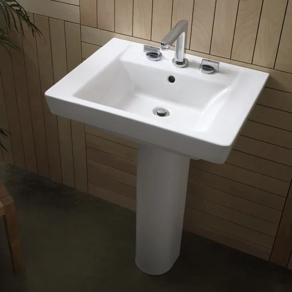 pedestal bathroom sinks