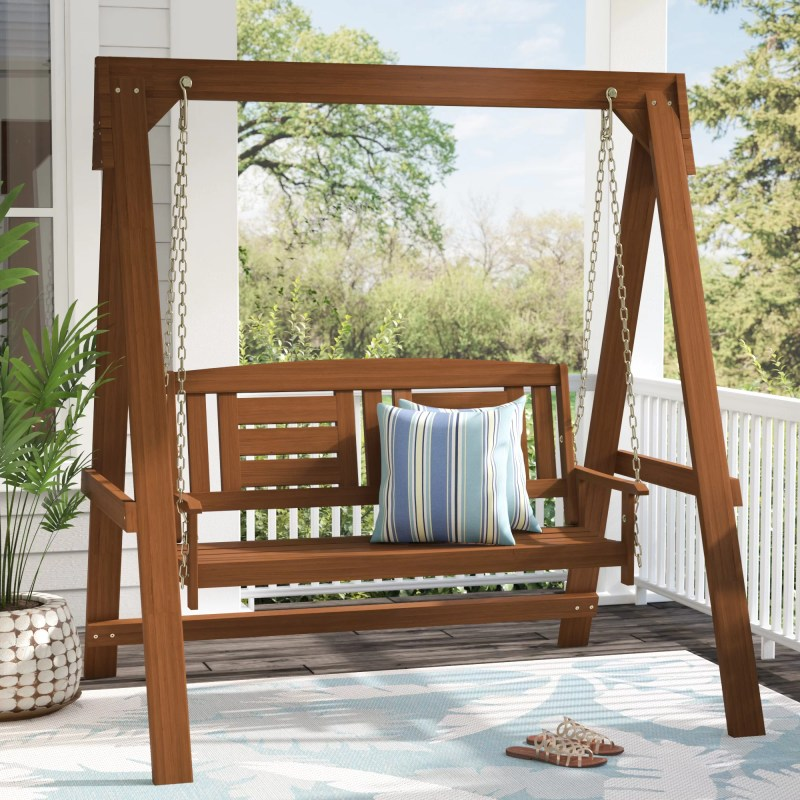 Large Of How To Hang A Porch Swing