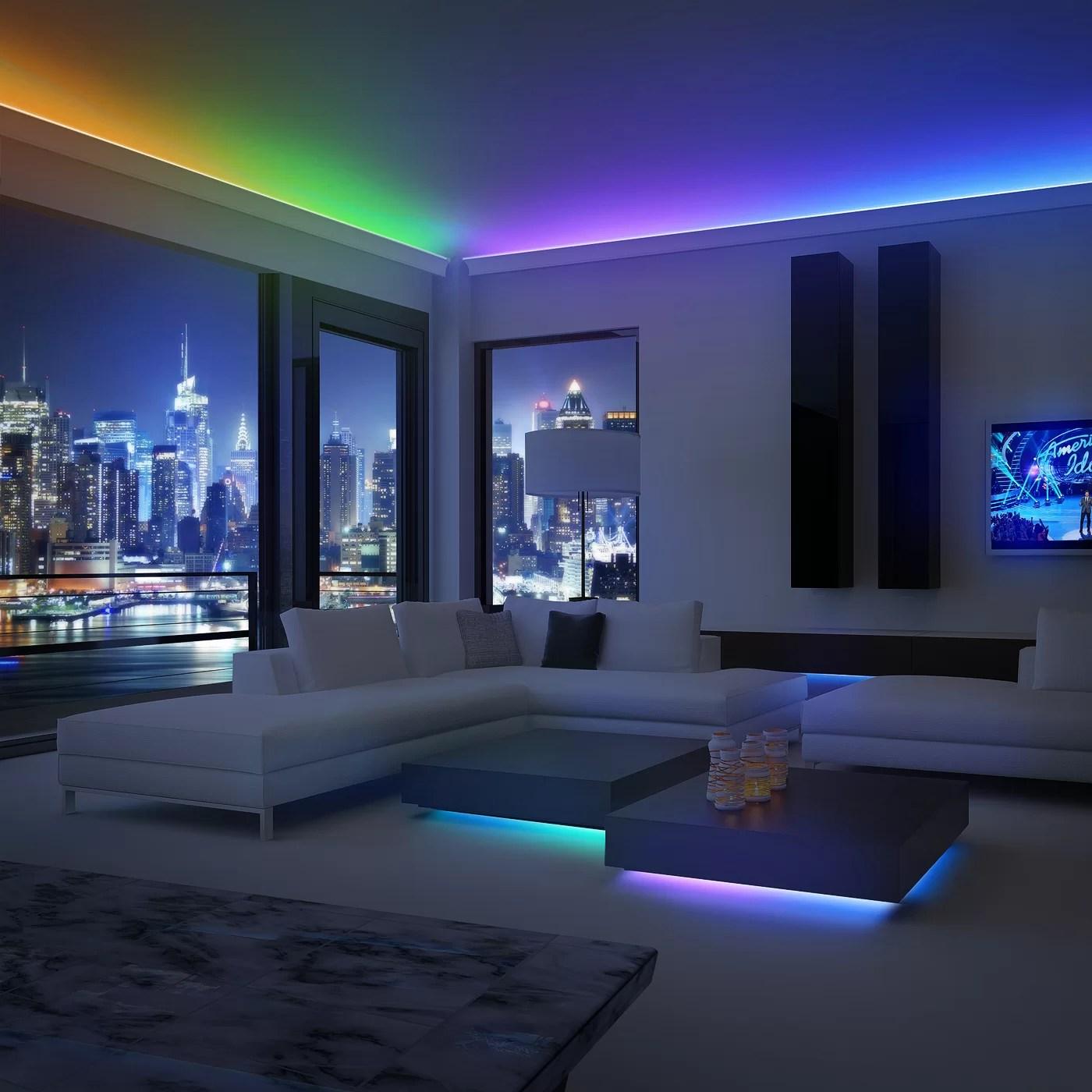 under cabinet lighting c kitchen cabinet lights QUICK VIEW Music LED Under Cabinet Strip Light