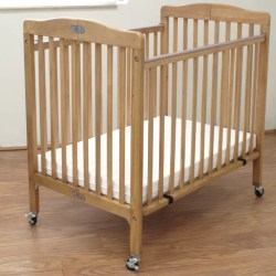 L a Baby Baby Crib With Mattress Reviews Wayfair