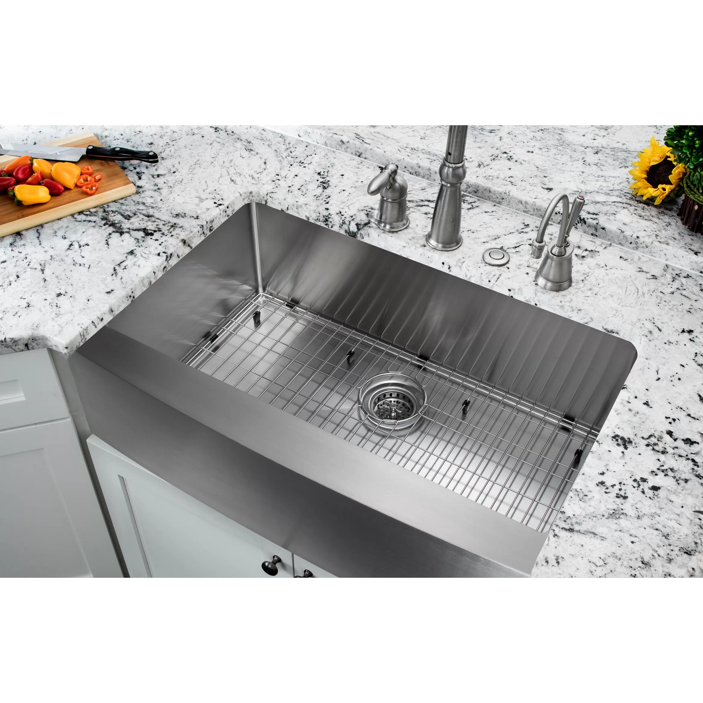 farmhouse apron single kitchen sinks c a~ a~ stainless kitchen sinks 32 20 75 Single Bowl Farmhouse Apron Kitchen Sink